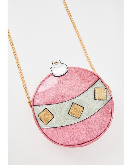 Precious Ornament Crossbody Bag