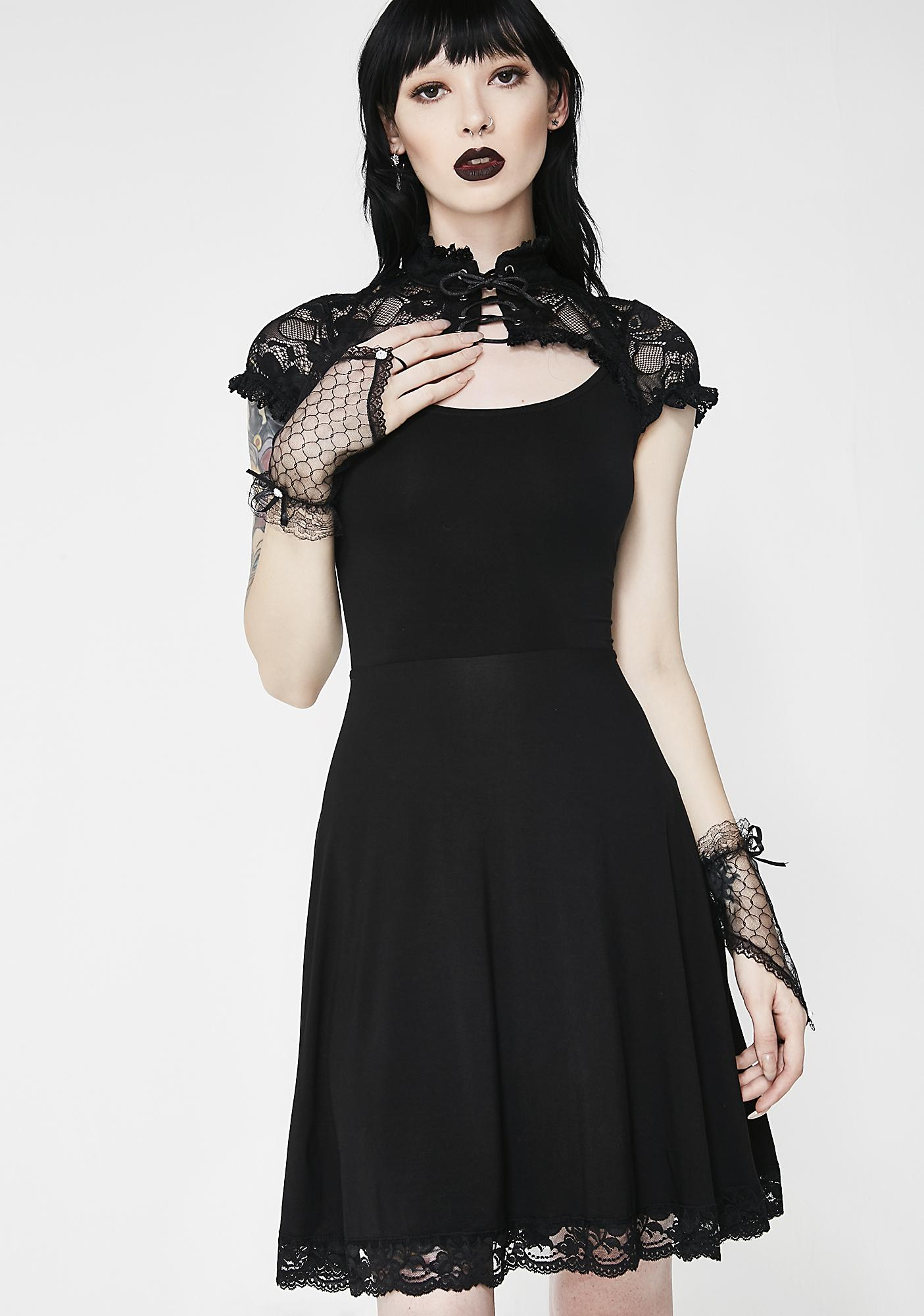 Killstar Valerian Craft Dress