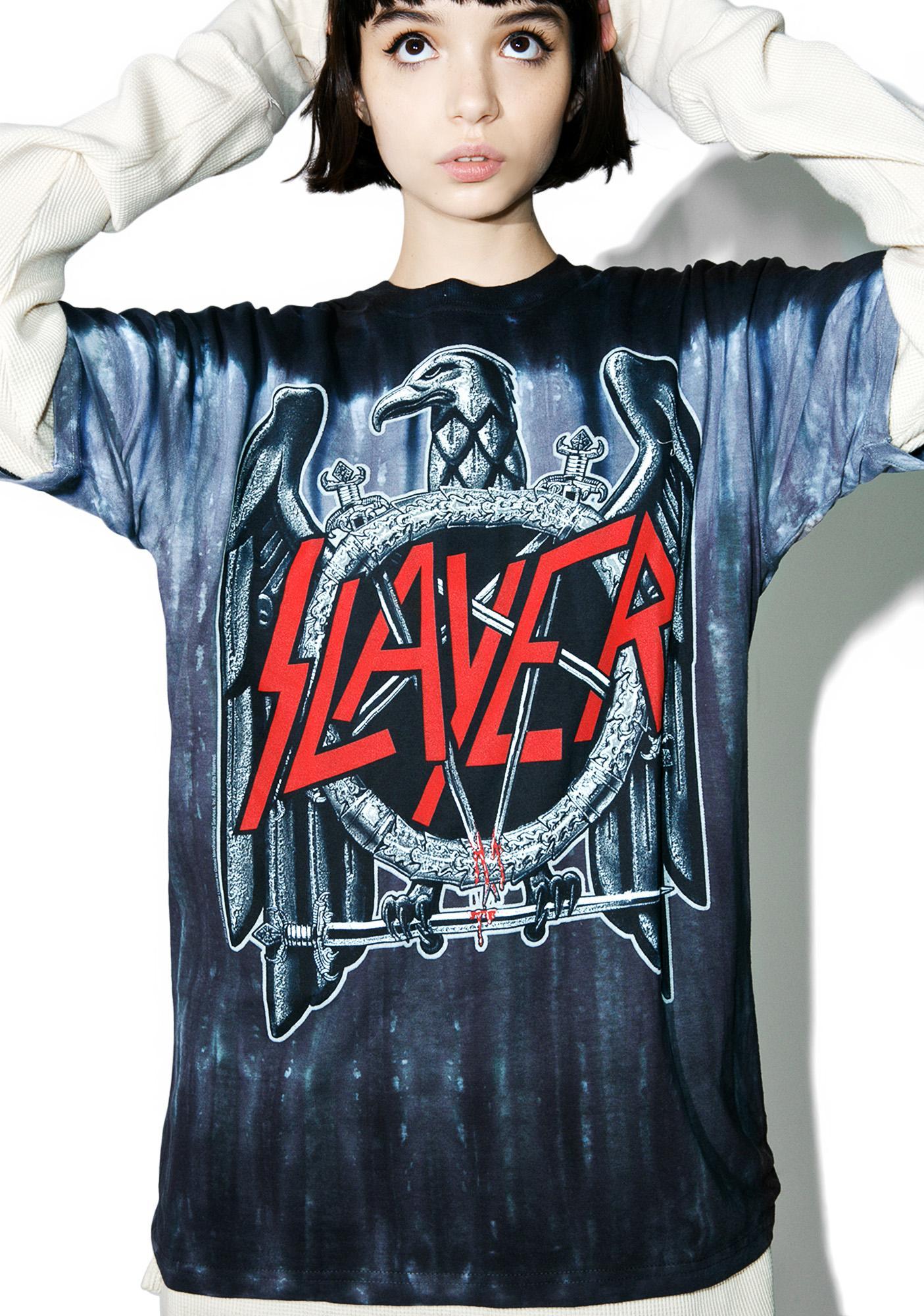 Slayer Eagle Tee