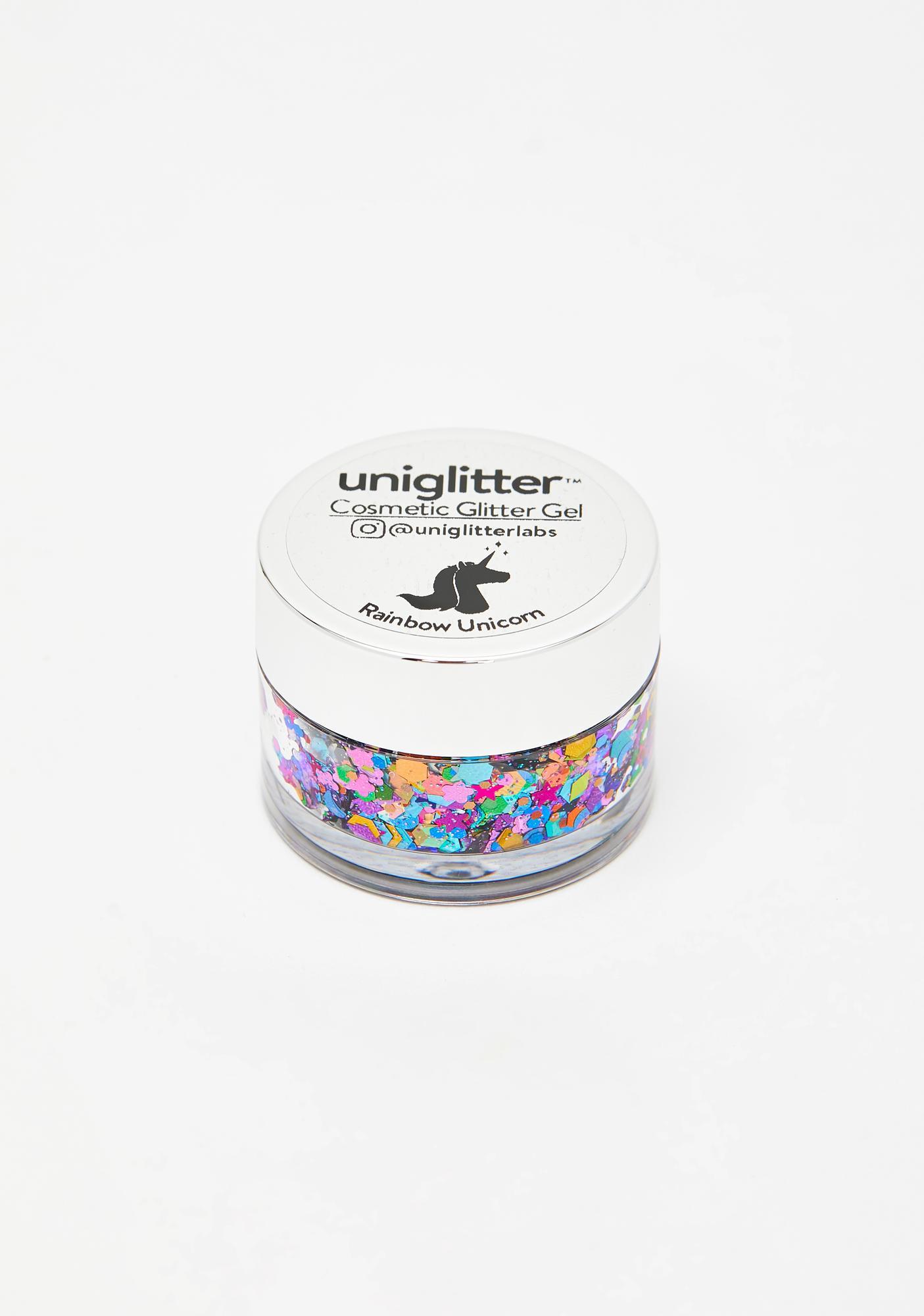 Uniglitter Rainbow Unicorn Glitter Gel