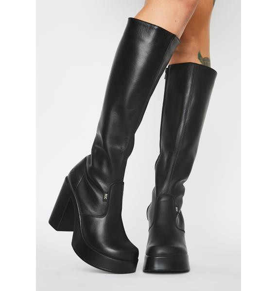 ROC Boots Australia Nebraska Knee High Boots