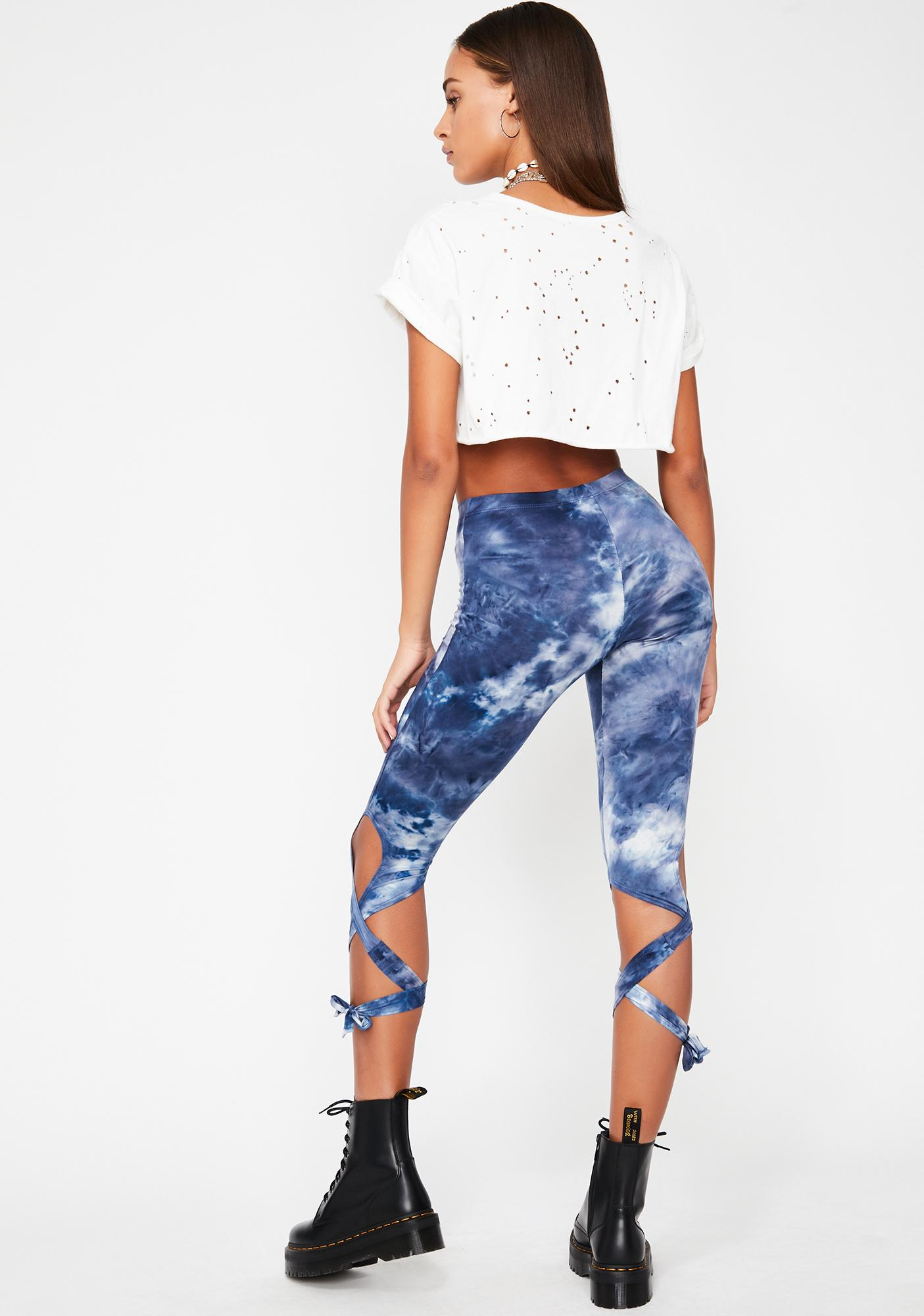 Crystalized Vibes Ballet Leggings