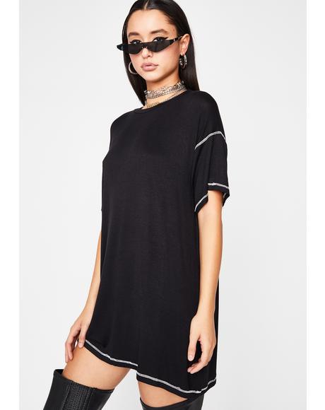 Untold Tendencies T-Shirt Dress