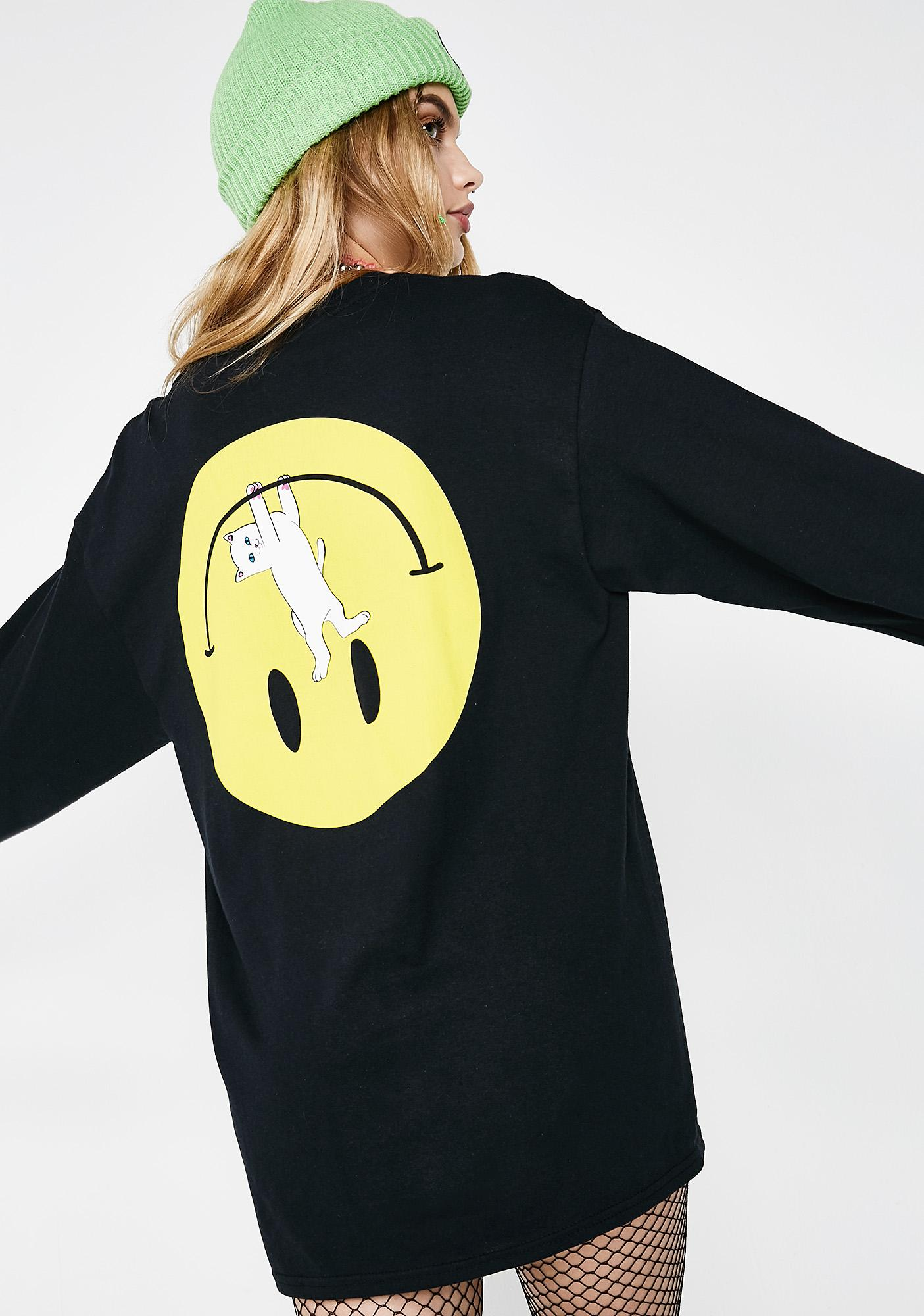 RIPNDIP Everything Will Be Ok Long Sleeve