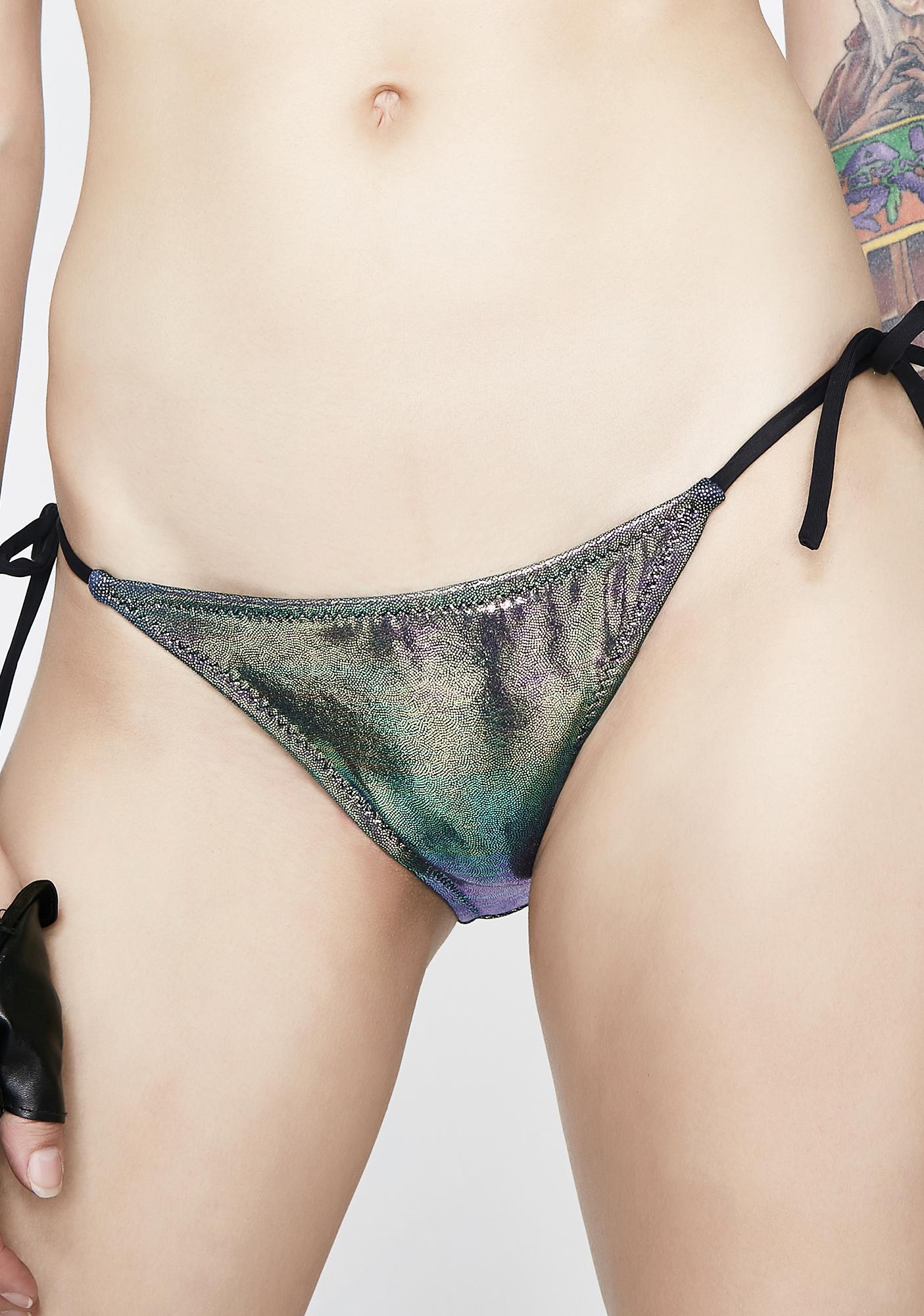 Margarita Mermaid Gemma String Bikini Bottoms