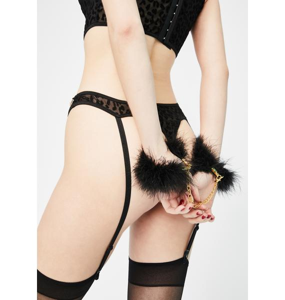 Forplay Mini Feathers Handcuffs