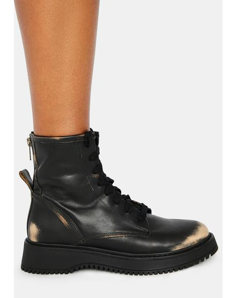 Farley Combat Boots
