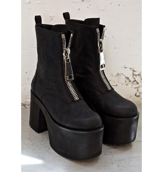 Current Mood Zmax Platform Boots