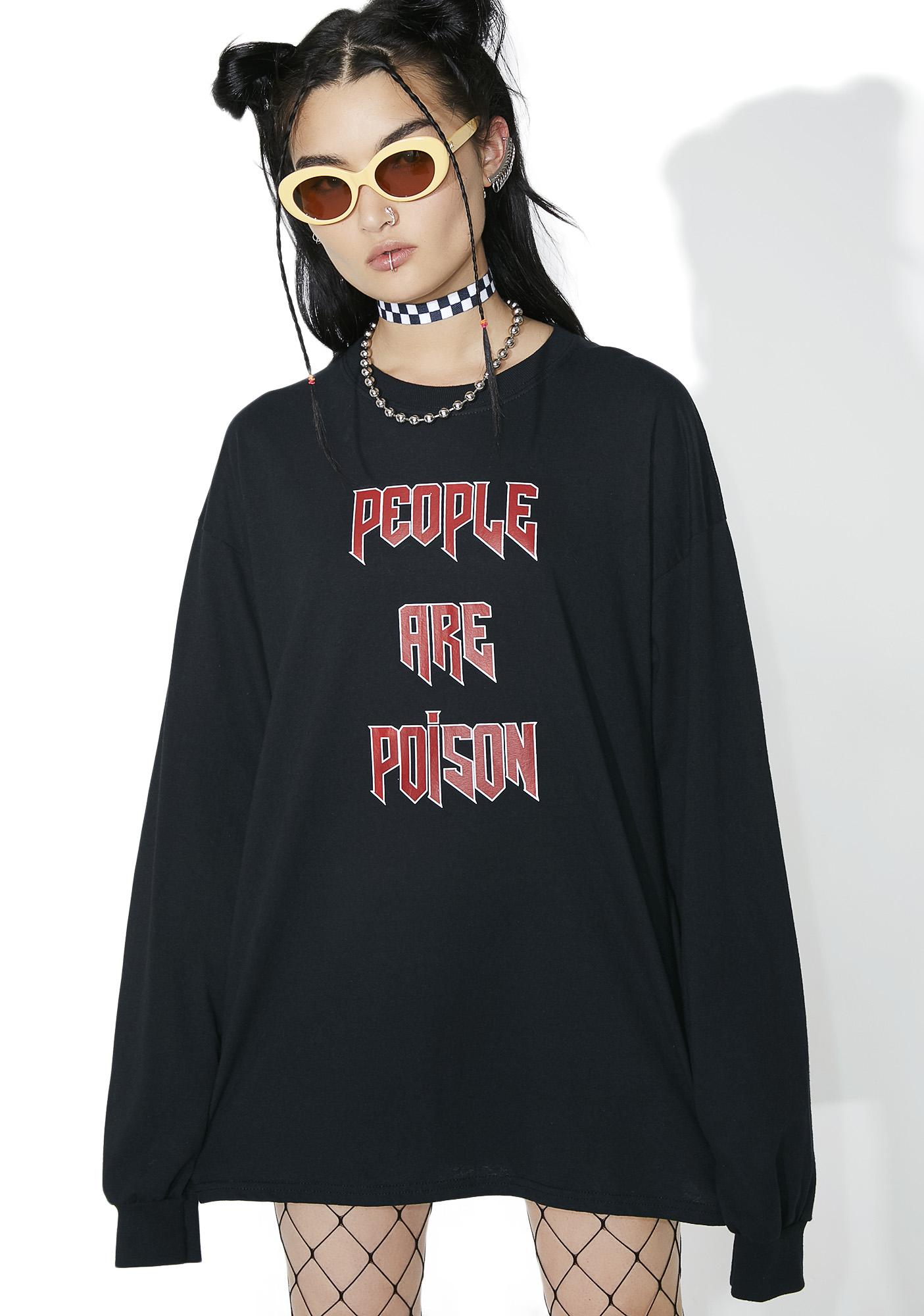 The Ragged Priest Poison Tee
