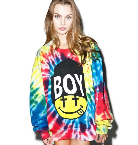 BOY London United Boy Acid Beanie Top