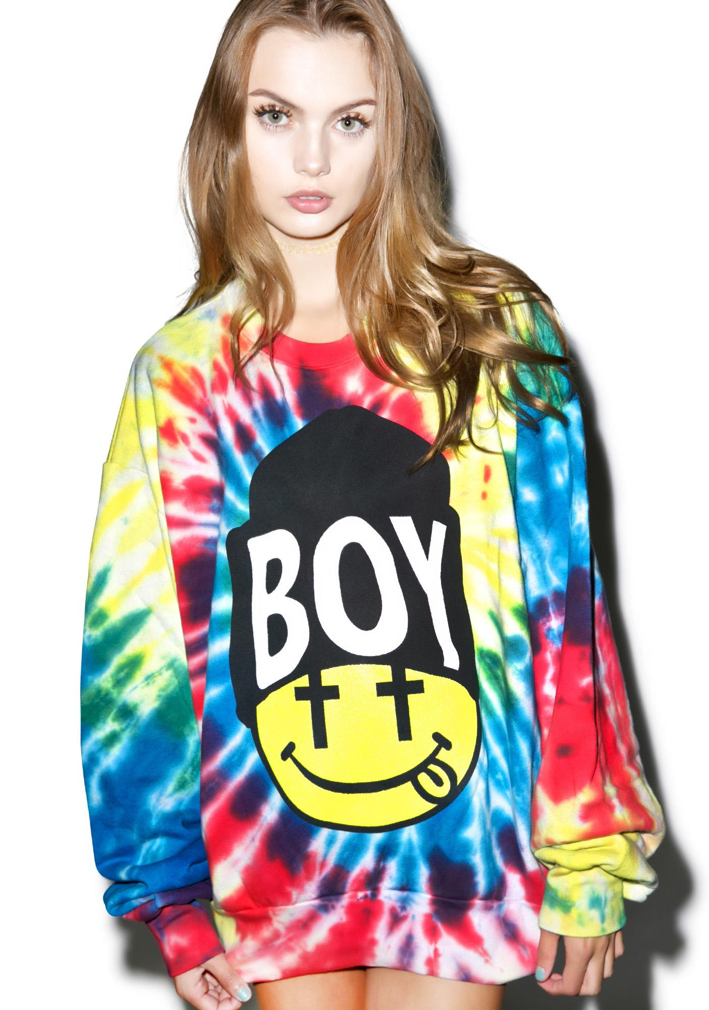BOY London United Boy Acid Beanie Top