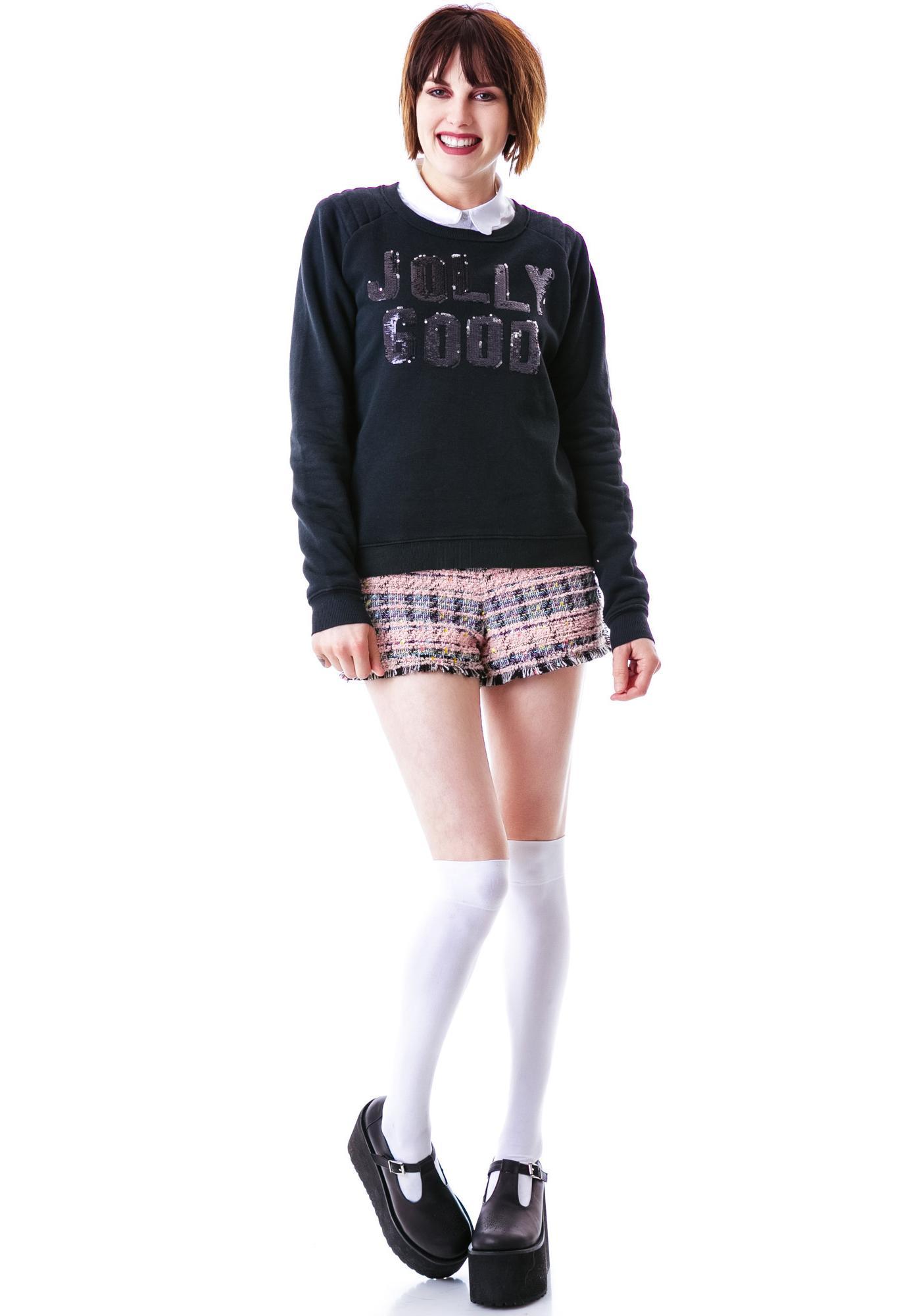 Zoe Karssen Jolly Good Loose Fit Sweater
