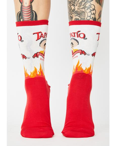 Tapatio Crew Socks