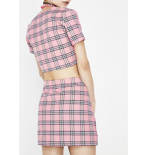 O Mighty Regina Skirt