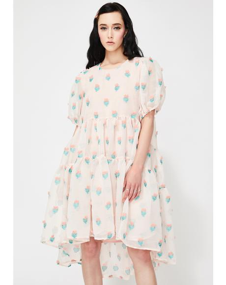 Love Story Babydoll Dress