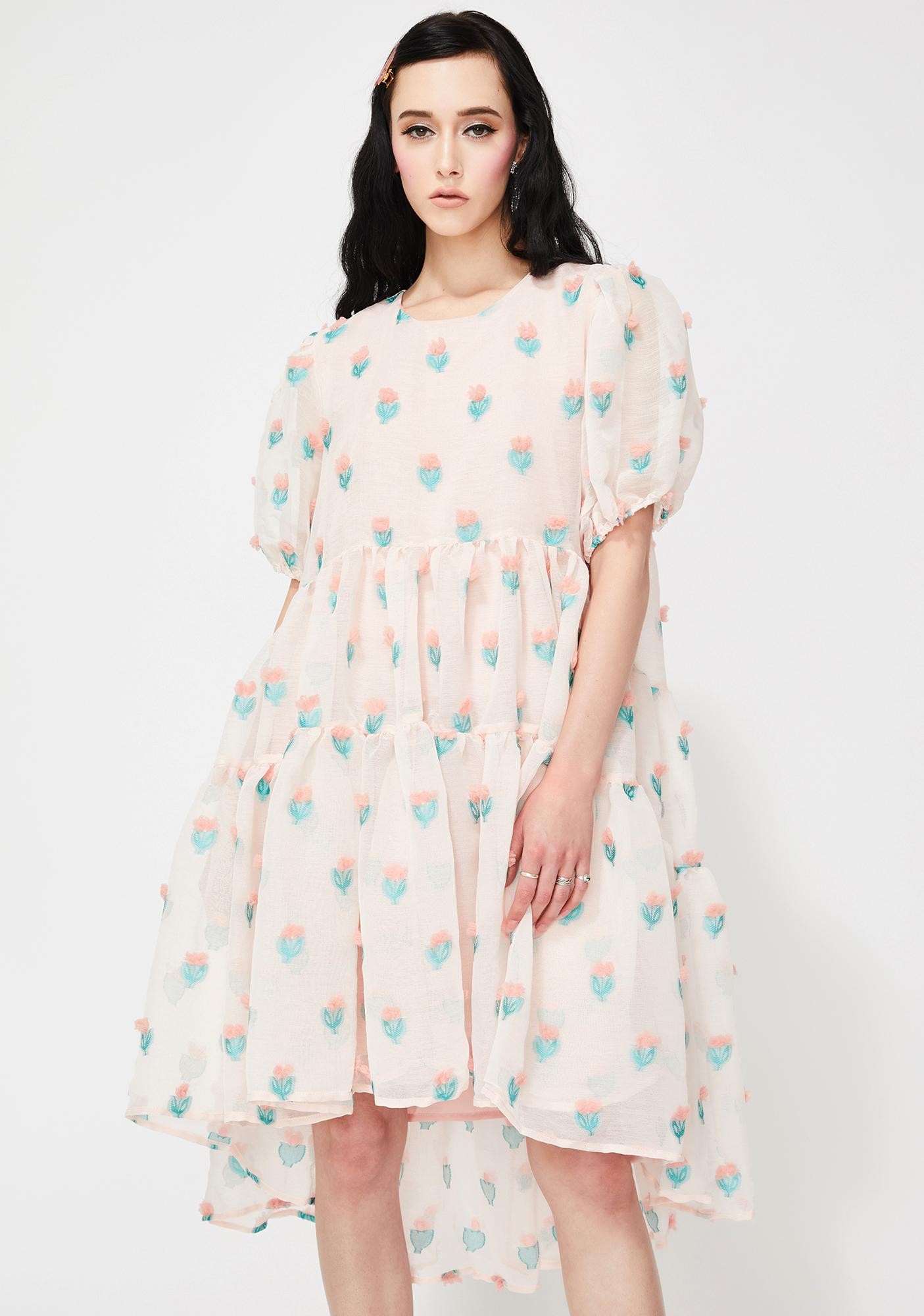 Sister Jane Love Story Babydoll Dress
