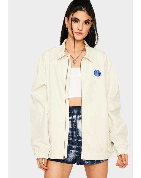 Off White Aire Coach Jacket