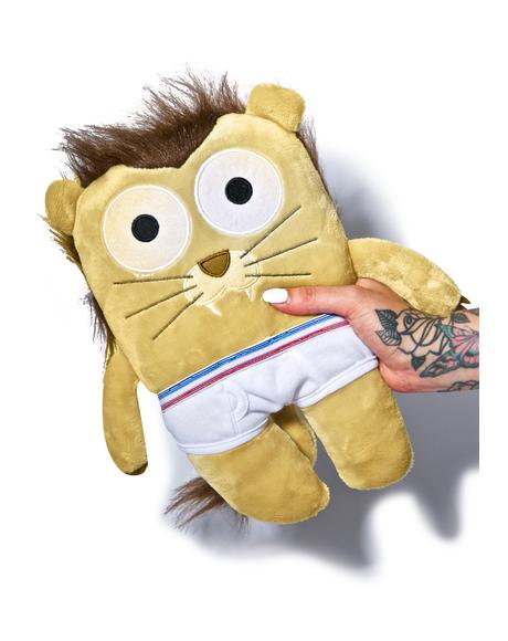 Leo Lion in Undies Plush