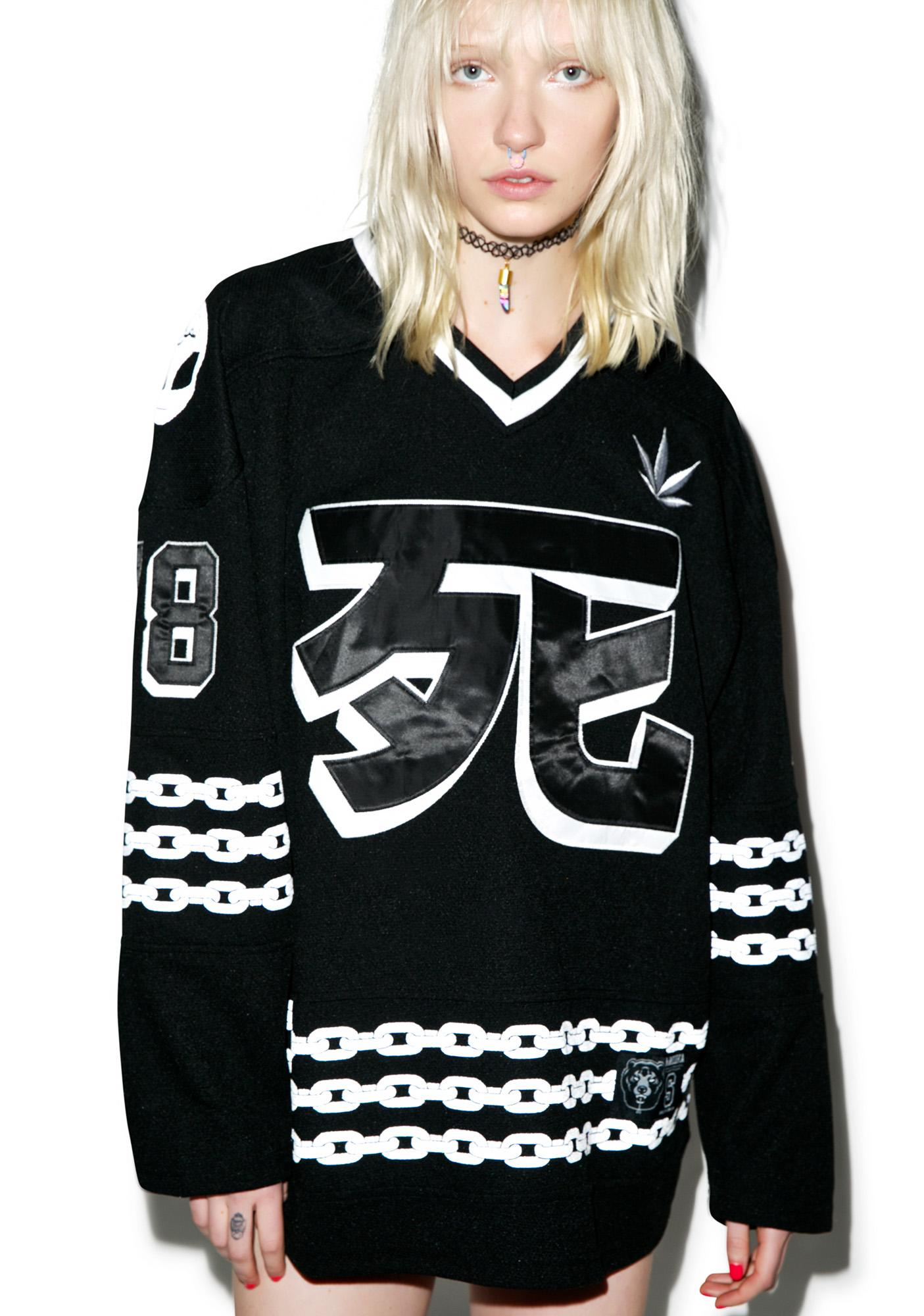 Mishka Aftershock Hockey Jersey