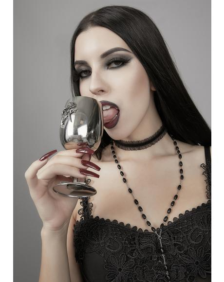Ruah Vered Wine Goblet