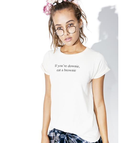 Wildfox Couture Downie Heights Crew Tee