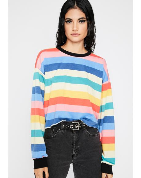 Real Ones Stripe Top