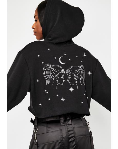 Gemini Magick Graphic Hoodie