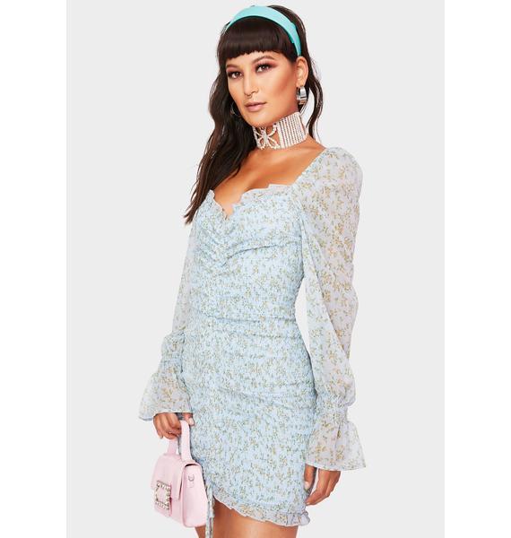 Brunch For Two Mini Dress