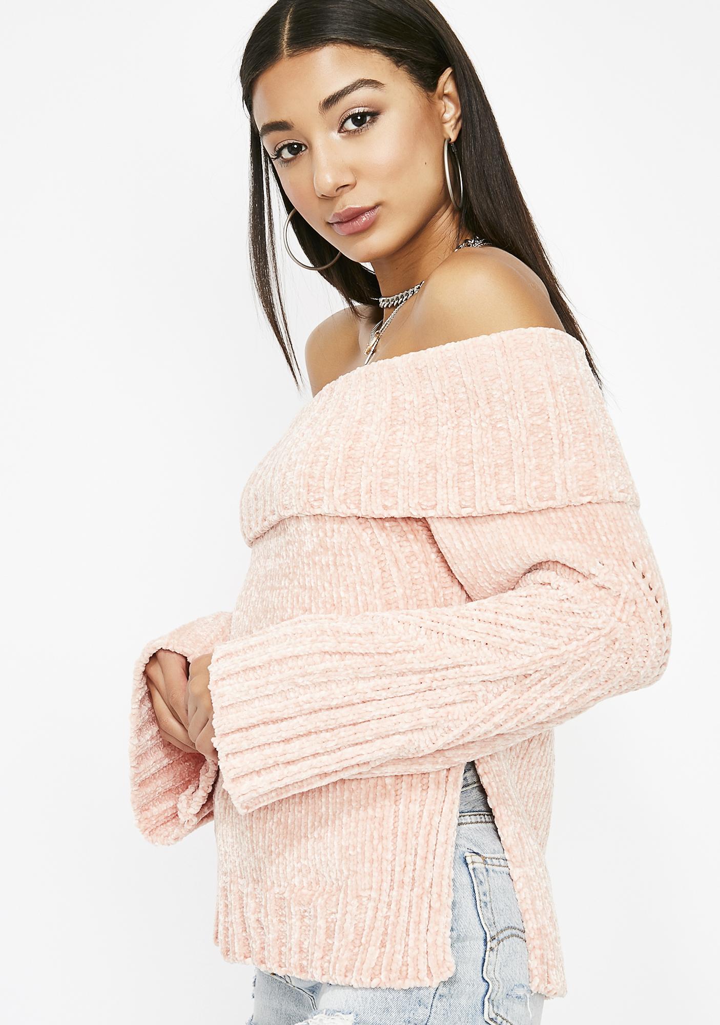 Pixie Cool Kidz Chenille Sweater