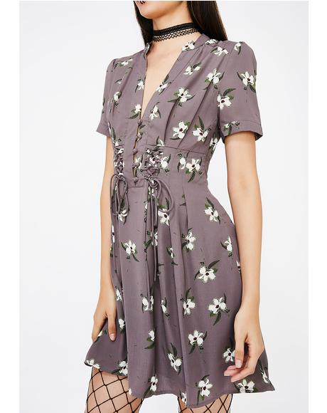 Sonoma Fields Floral Dress