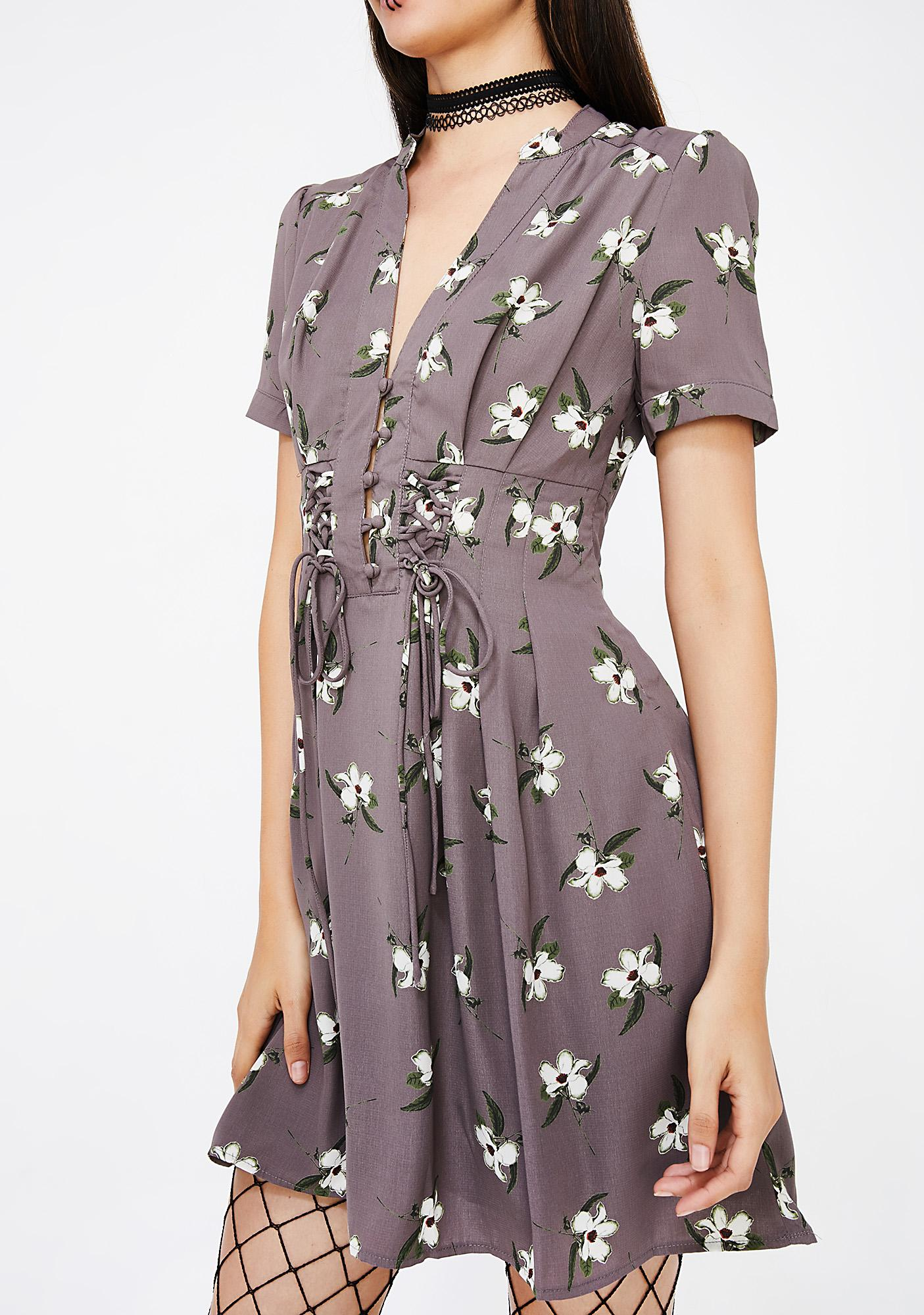 Sonoma Fields Floral Dress