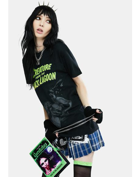 The Creature With Damsel Graphic Tee