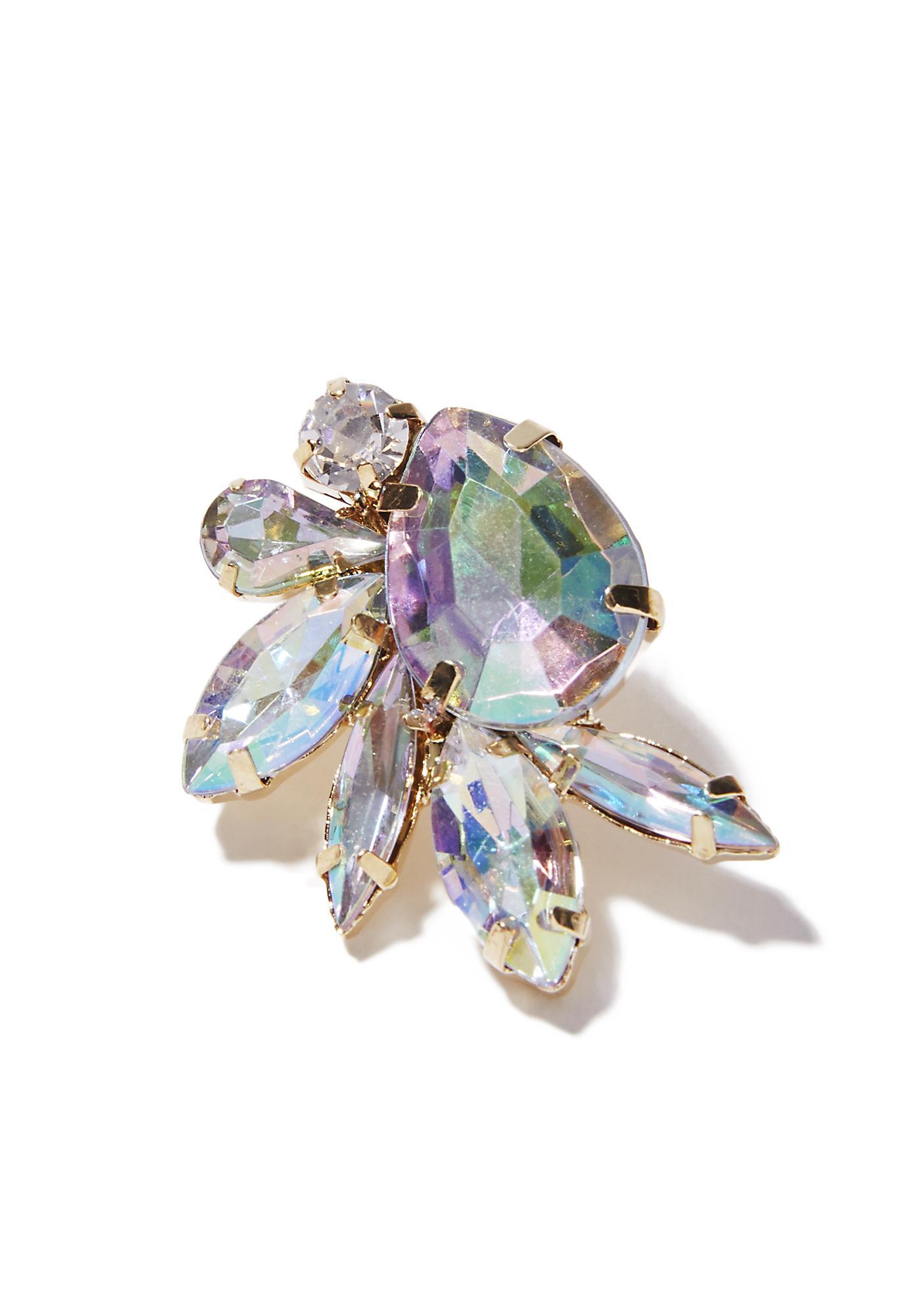 Precious Stones Earrings