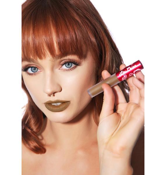 Lime Crime Trouble Velvetine Liquid Lipstick