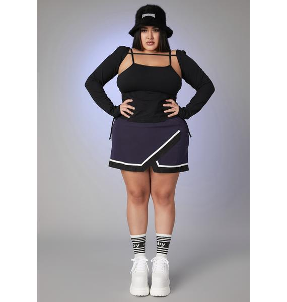 Poster Grl Totally Head Captain Mini Skirt