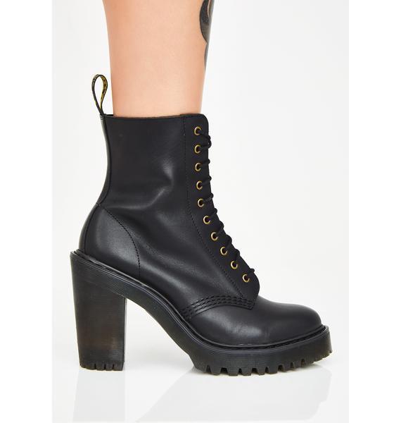 Dr. Martens Onyx Kendra Boots