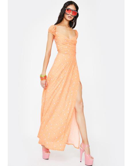 Fiore Maxi Dress