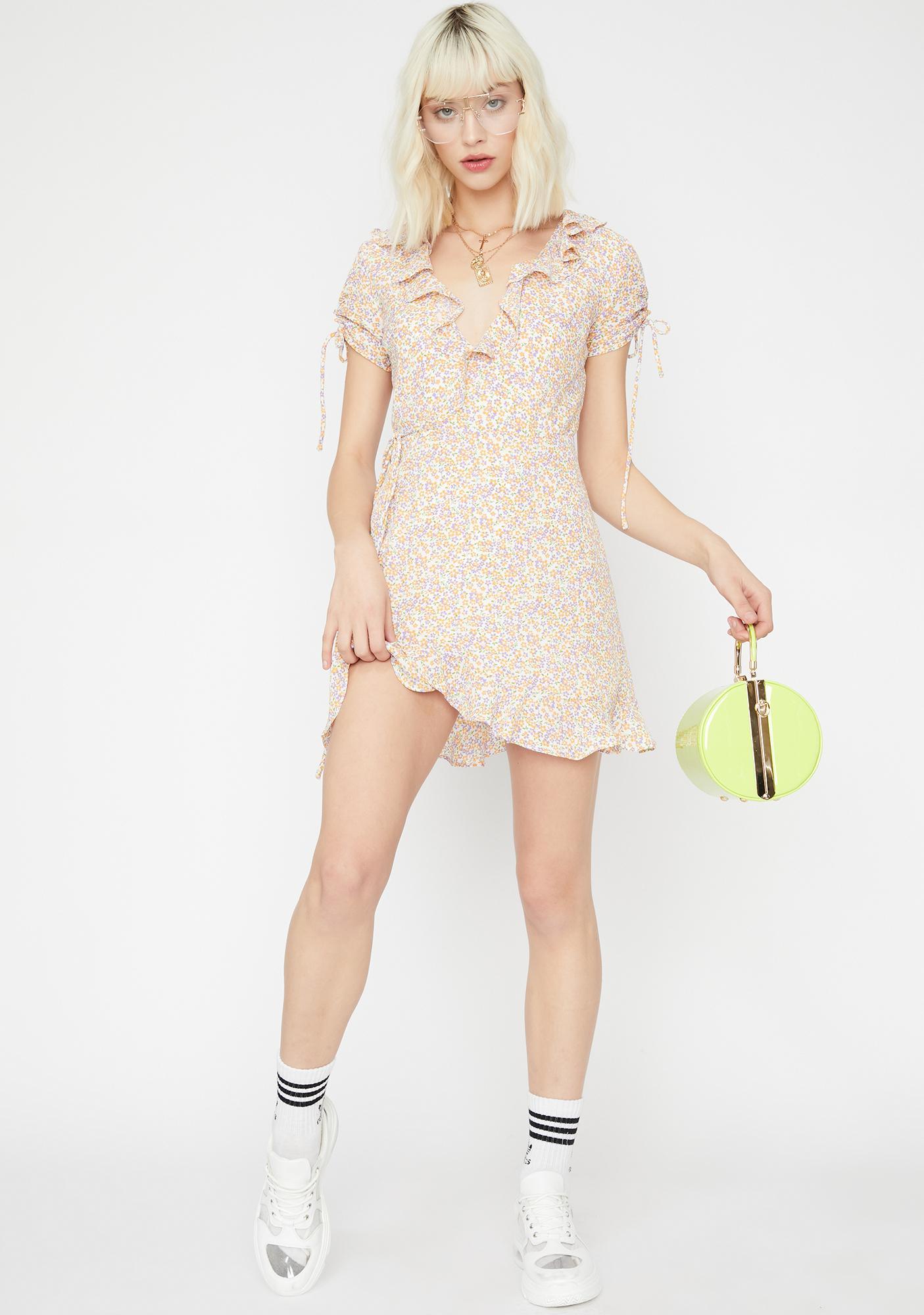 Love Thrillz Mini Dress