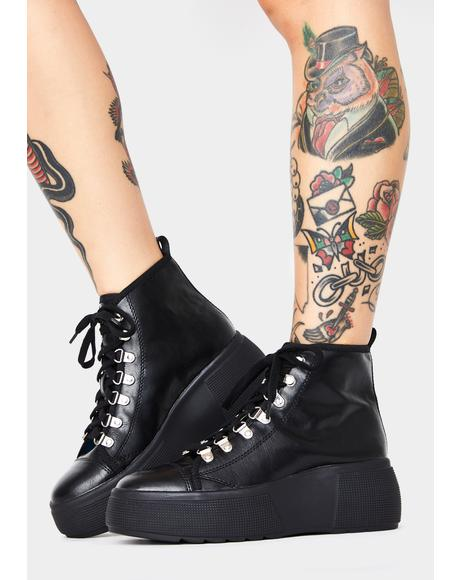 Bay Platform Boots