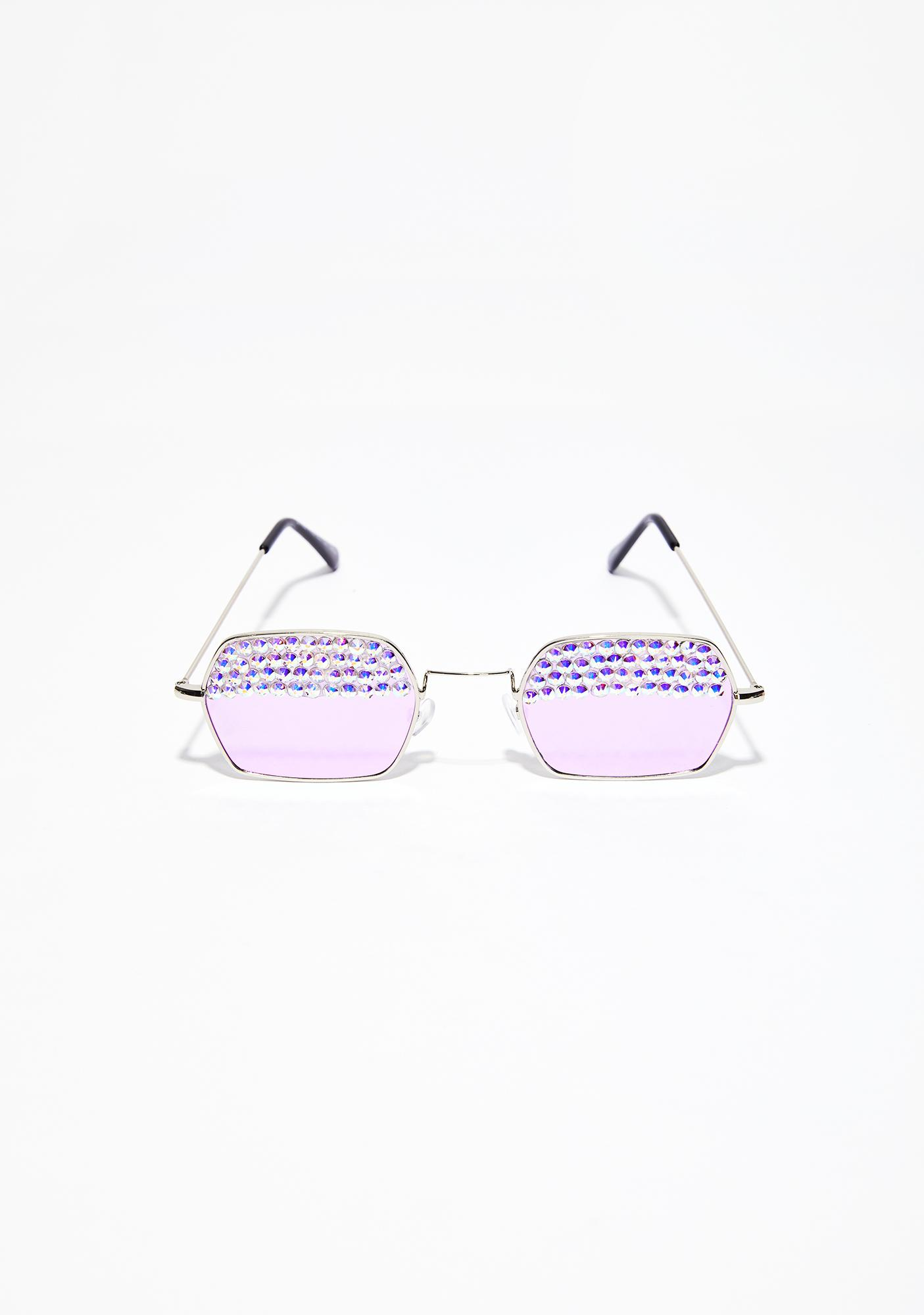 Rad and Refined Find Me In The VIP Sunglasses
