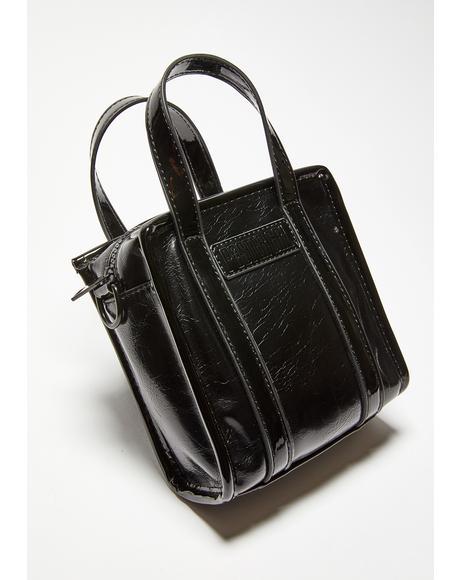Naughty By Nature Crossbody Handbag