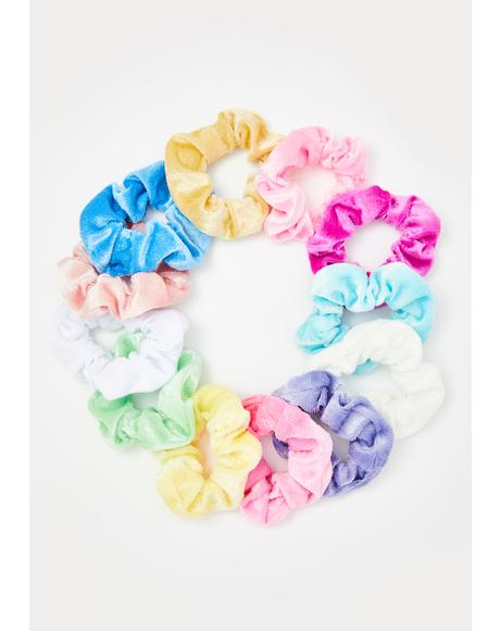 Fairy Forever Scrunchie Set