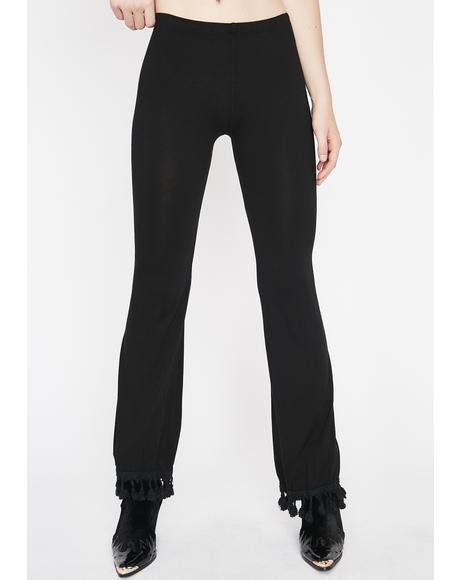 Like Magic Tassel Pants