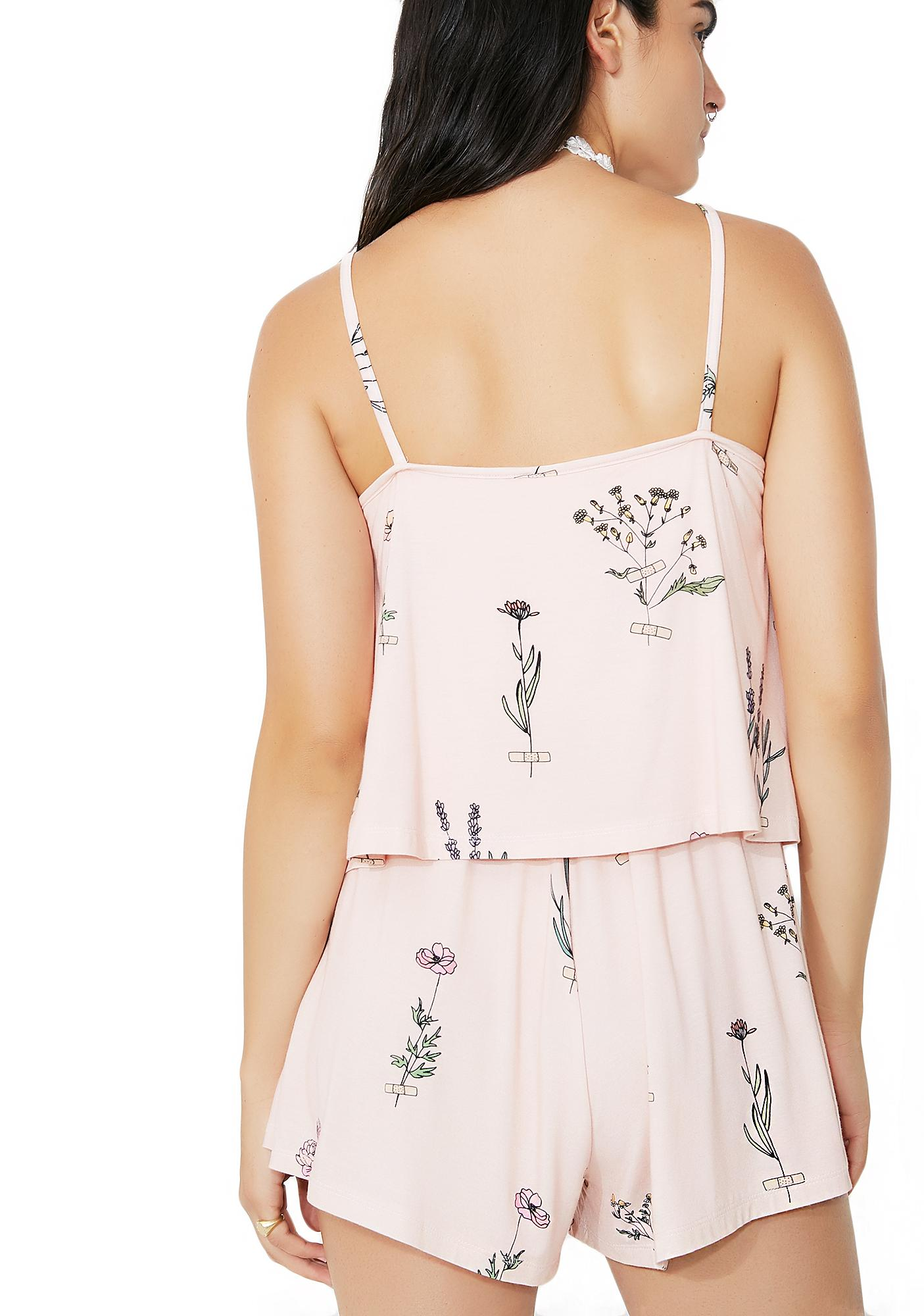 Yeah Bunny Herbal Jumpsuit