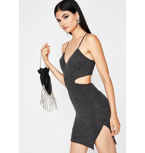For The Fame Cut-Out Dress