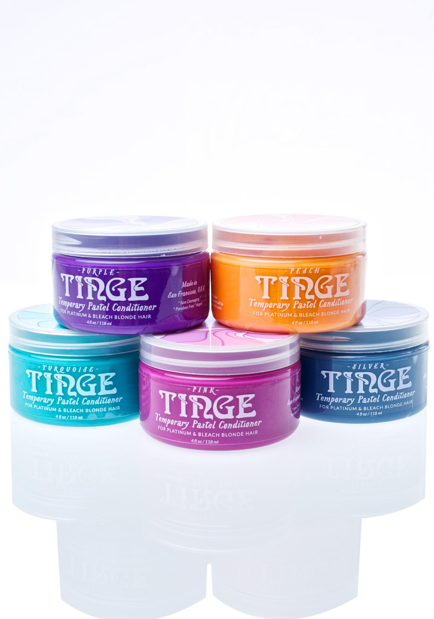 Tinge Pastel Turquoise Tinge Temporary Color Conditioner
