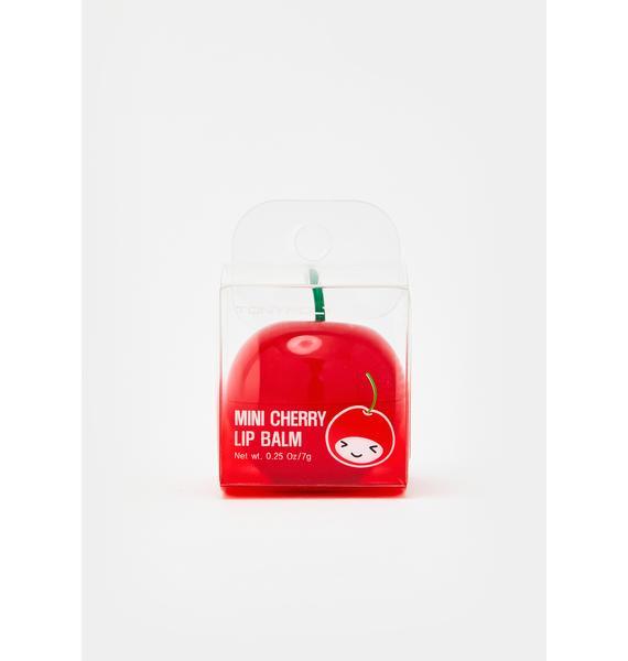 TONYMOLY Cherry Mini Fruit Lip Balm