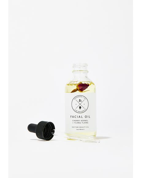 Cherry Kernel + Ylang Ylang Facial Oil