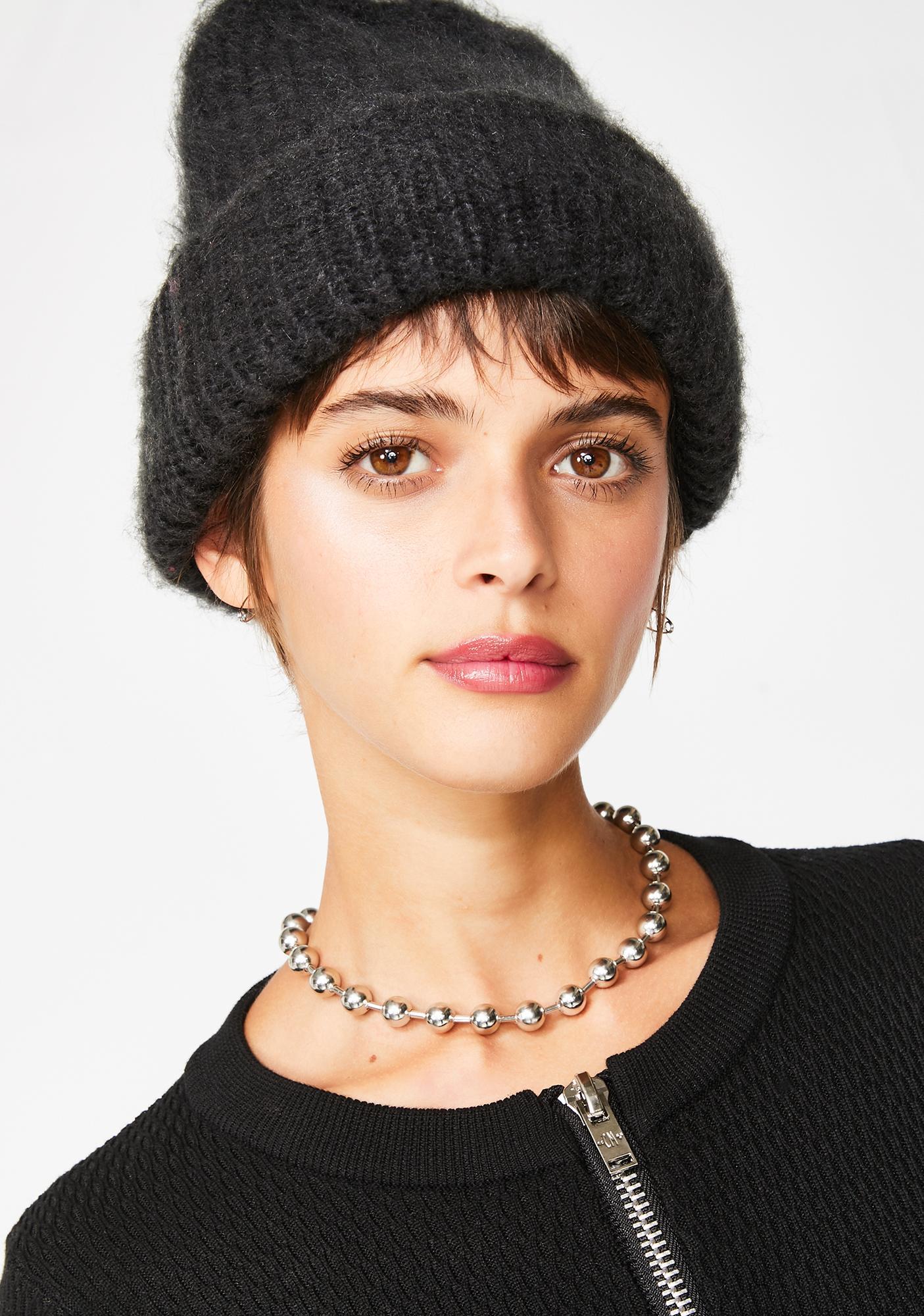 Don't Trust Me Chain Necklace