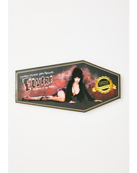 Elvira Mistress Of The Dark Eyeshadow Palette